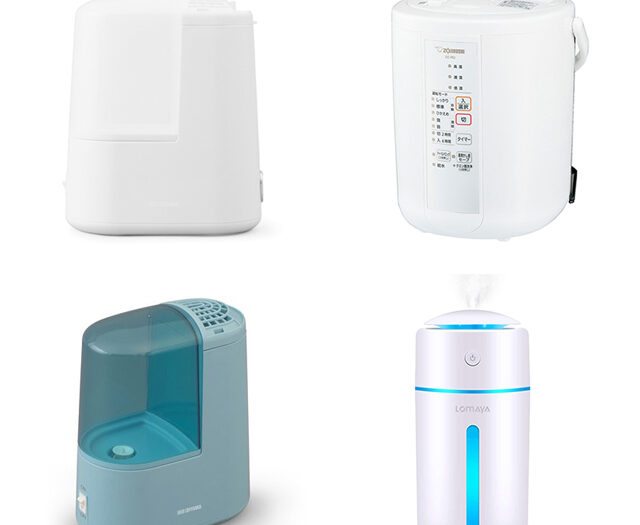 加湿器 売れ筋と人気商品を調査【2021年2月】