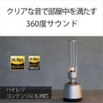 ソニー SONY LSPX-S2 [グラスサウンドスピーカー ハイレゾ対応]