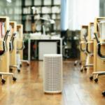 無印良品「空気清浄機」 型番:MJ‐AP1」
