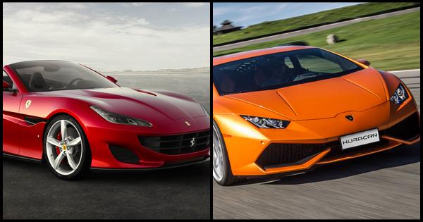 『フェラーリ』『ランボルギーニ』どちらが人気?